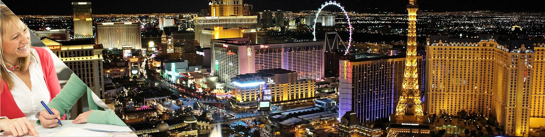 Las Vegas - Study & Live in your Teacher's Home