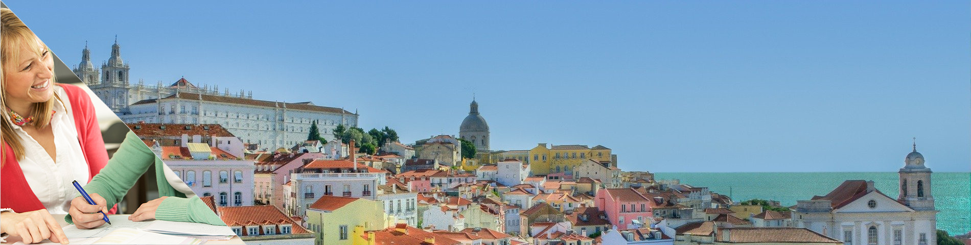 Lisbon - Learn a Language & Live with Teacher