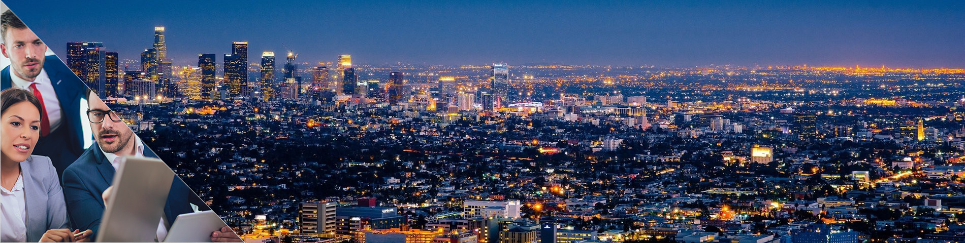 Los Angeles - Standard & Business Kombination Gruppe