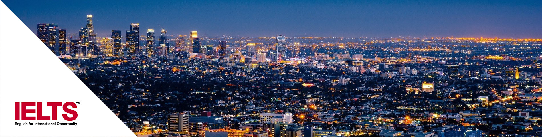 Los Angeles - IELTS