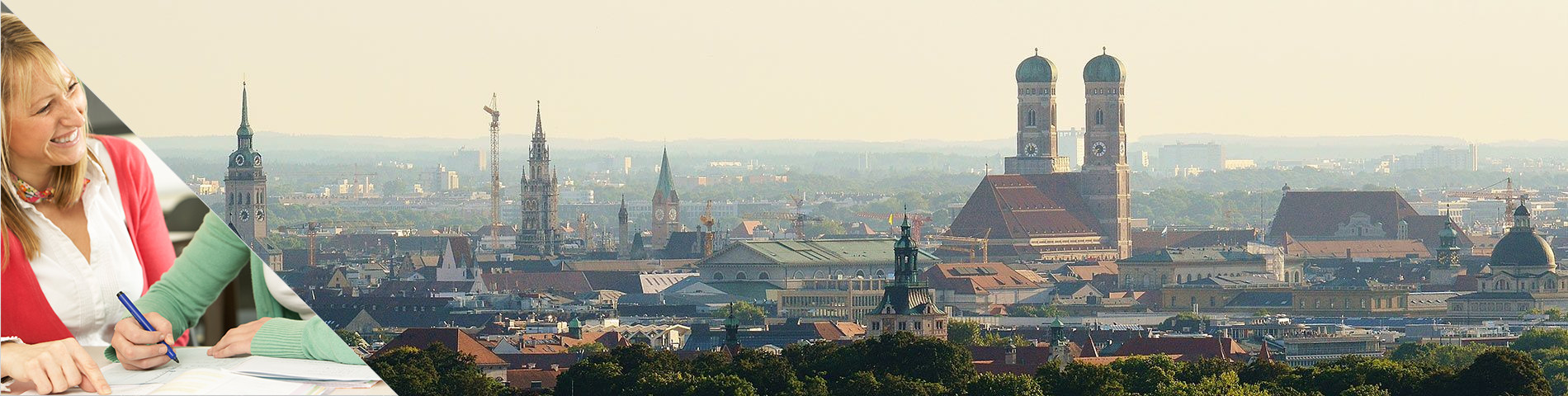 Munich - Learn a Language & Live with Teacher