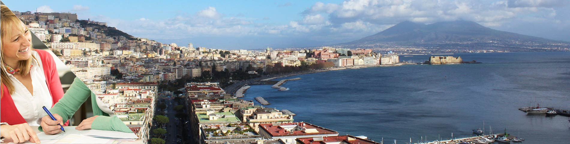 Naples - Learn a Language & Live with Teacher