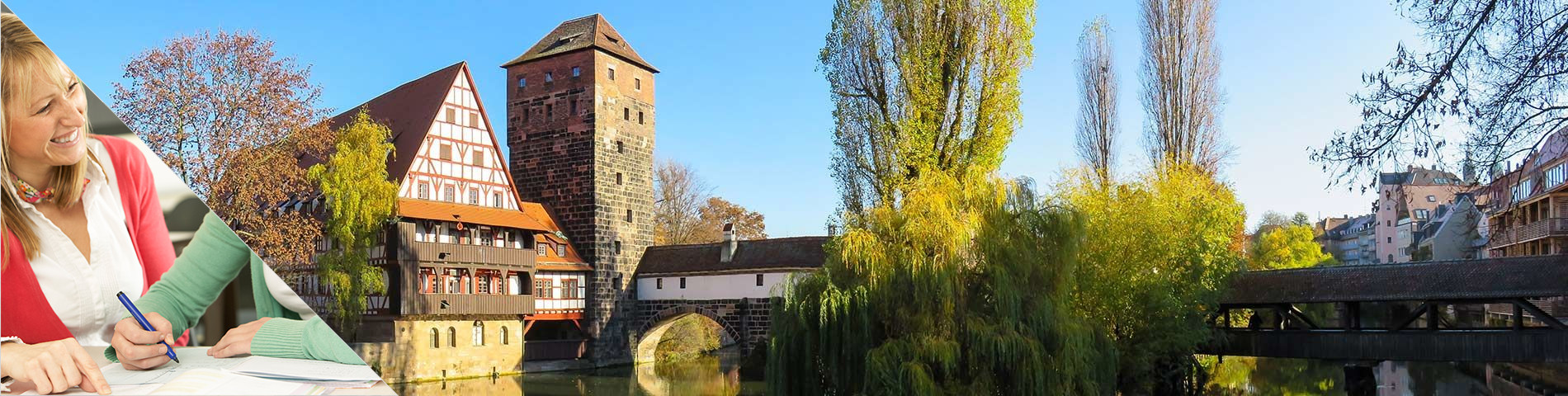 Nuremberg - Learn a Language & Live with Teacher