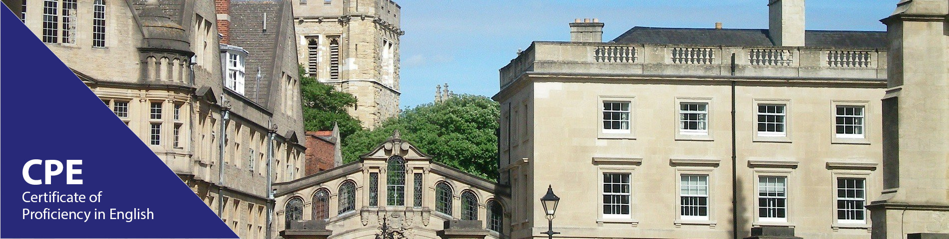 Oxford - Cambridge Proficiency