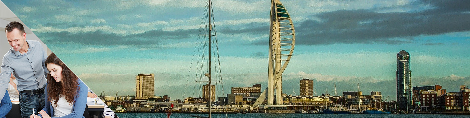 Portsmouth - Combi: Groupe + particuliers