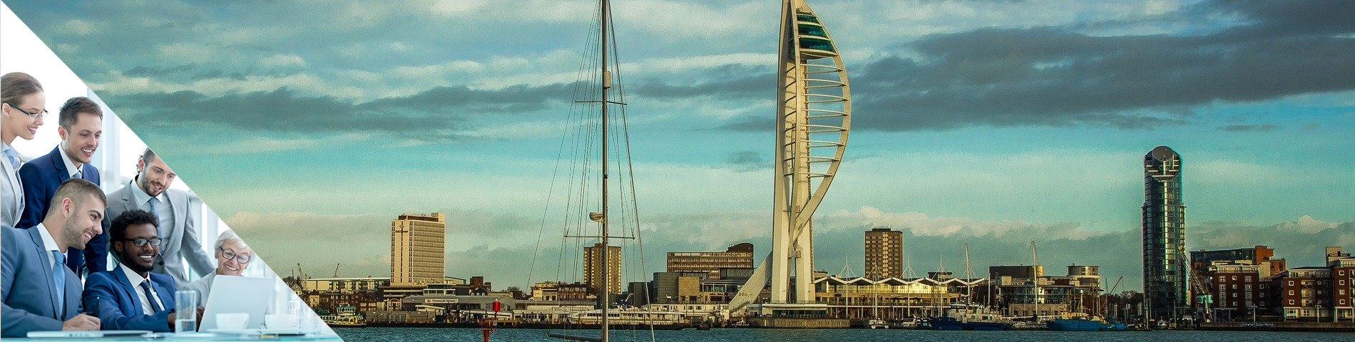 Portsmouth - Business en Groupe