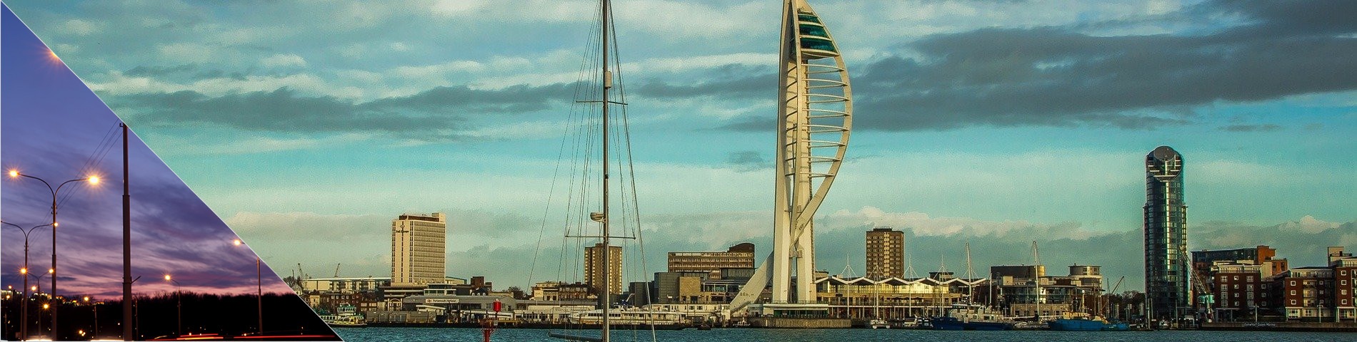 Portsmouth - Evening