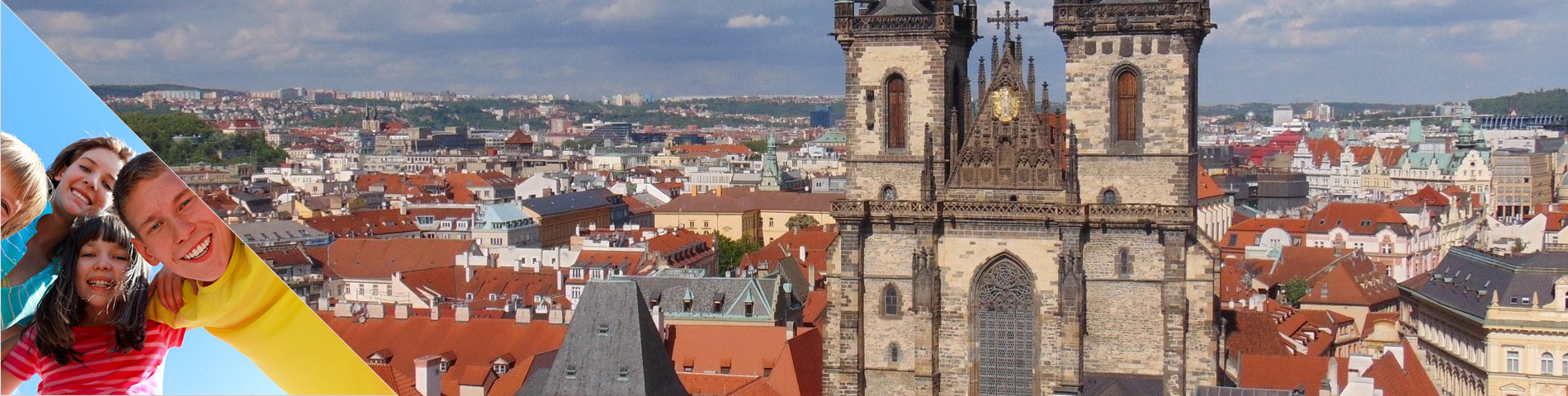 Praag - Junior Course (6-18 years)