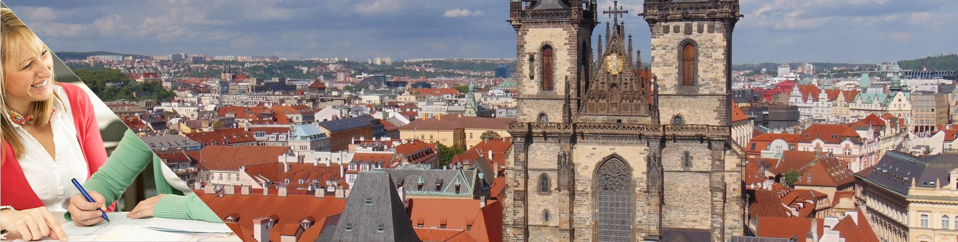 Prague - Learn a Language & Live with Teacher