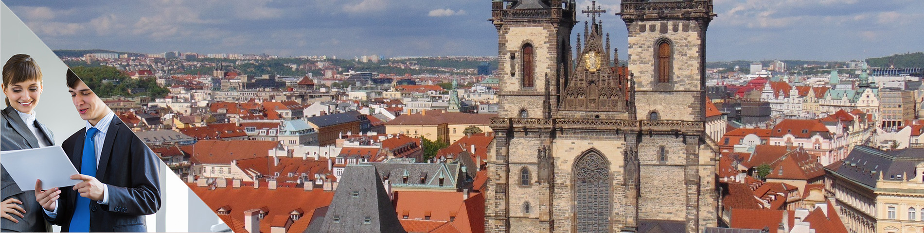 Prague - Cours Business indiv.