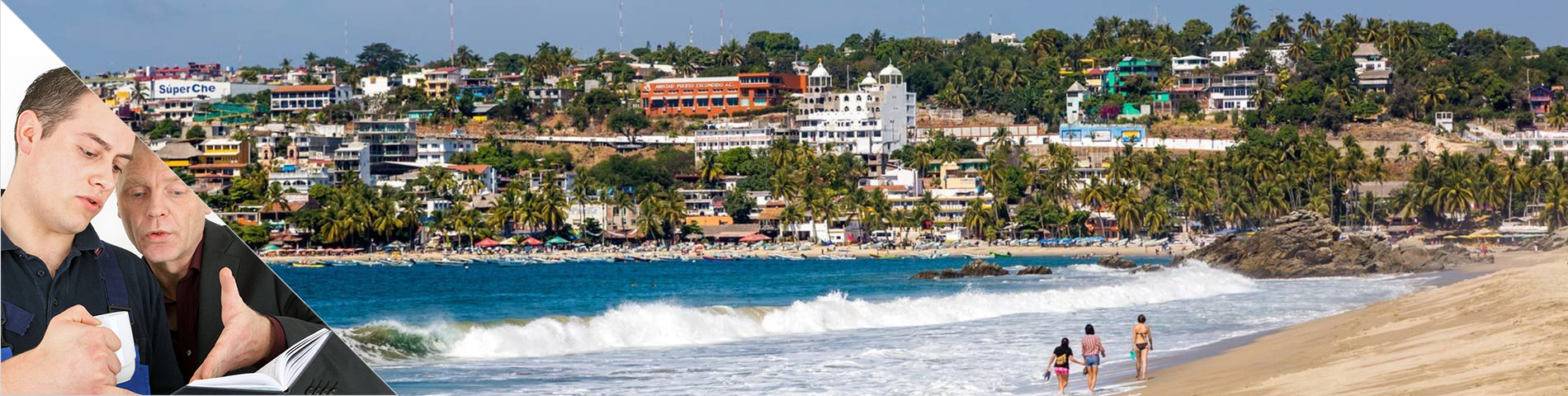 Puerto Escondido - One-to-one