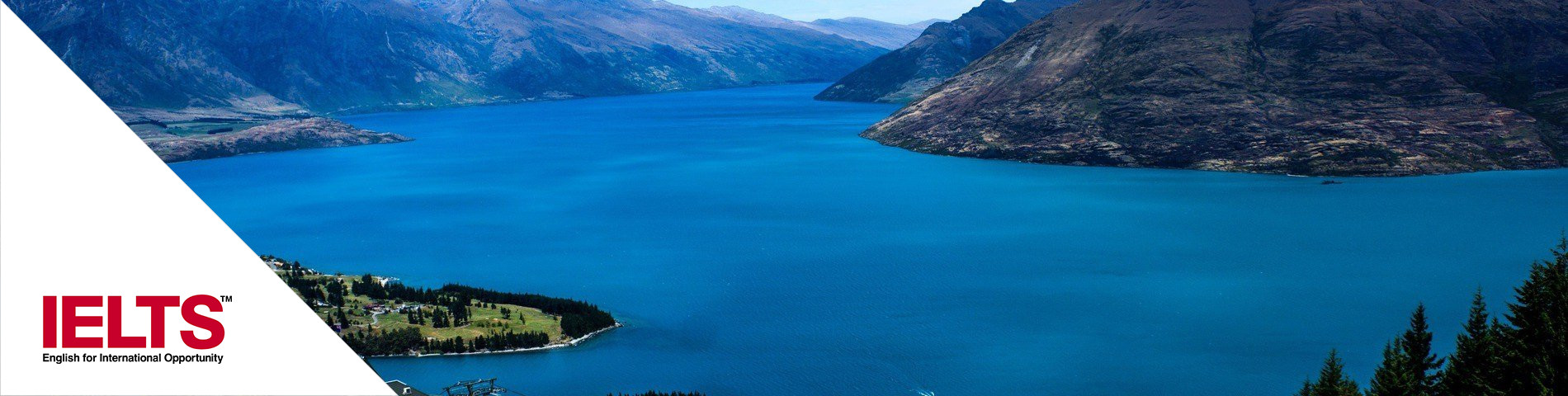 Queenstown - IELTS