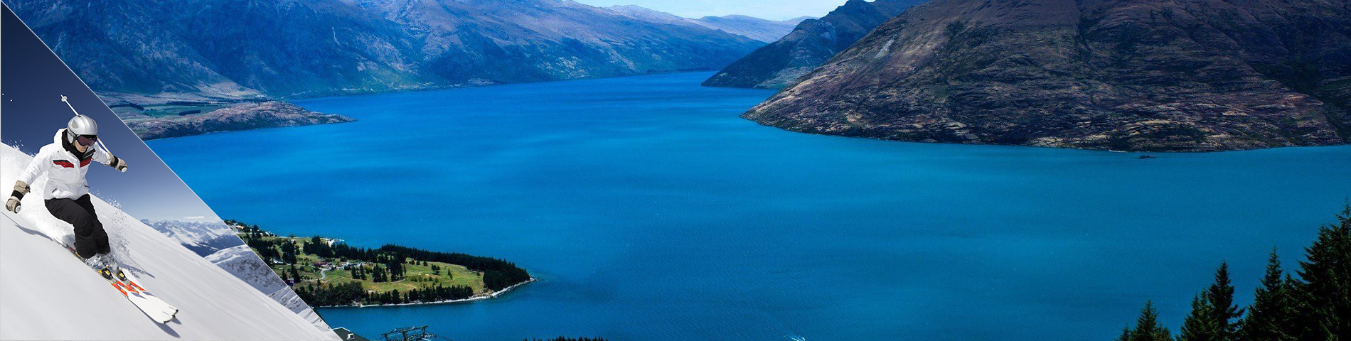 Queenstown - English & Skiing