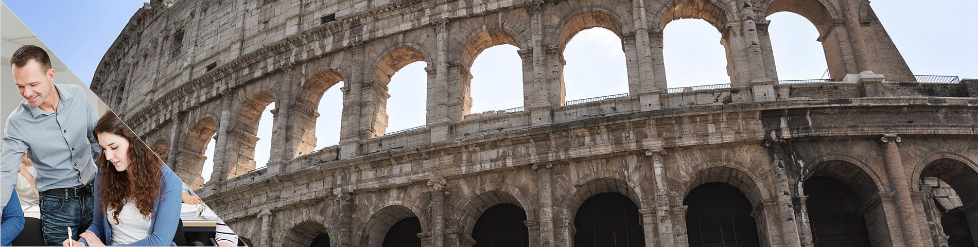 Rome - Combi: Groupe + particuliers