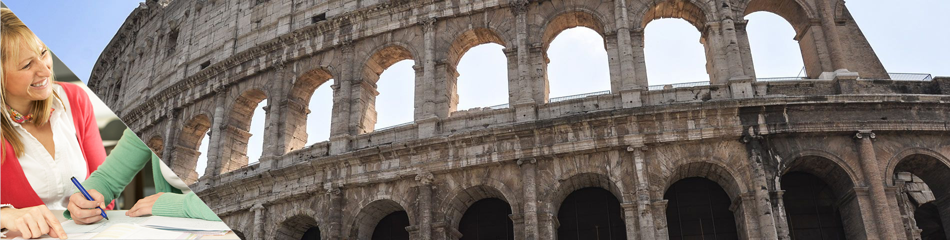 Rome - Learn a Language & Live with Teacher