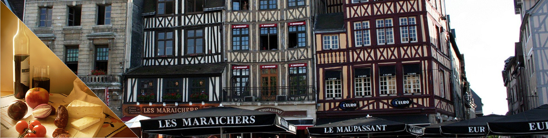 Rouen - French & Culture