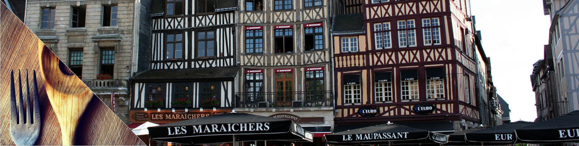 Rouen - French & Cooking