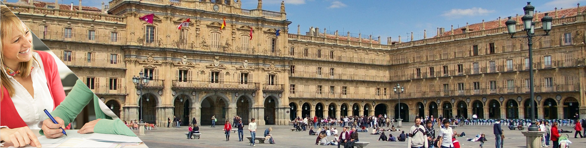 Salamanca - Learn a Language & Live with Teacher