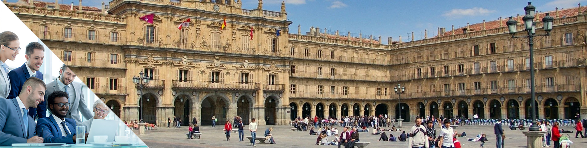 Salamanca - Business Gruppe
