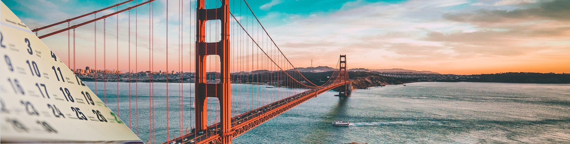 San Francisco - Inglese annuale