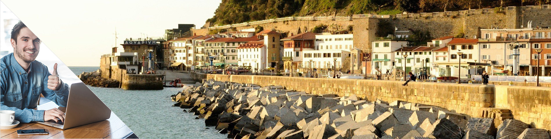 San Sebastian - Spanish & Work Placement