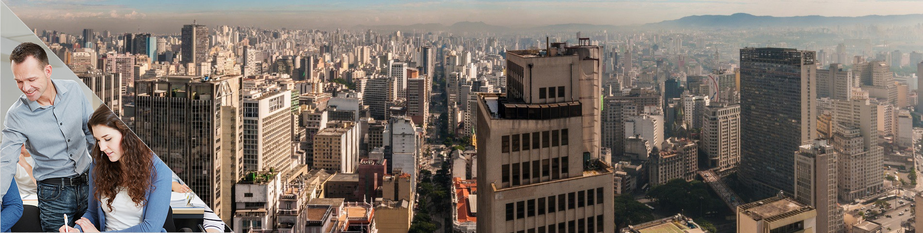Sao Paulo - Combi: Groupe + particuliers