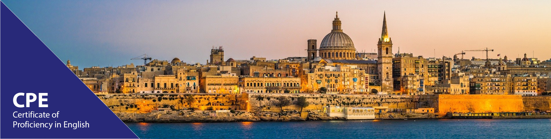 Sliema - Certifikát Cambridge Proficiency