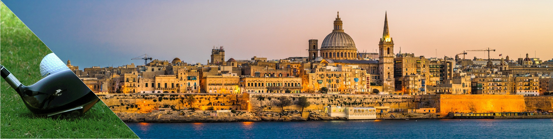 Sliema - English & Golf