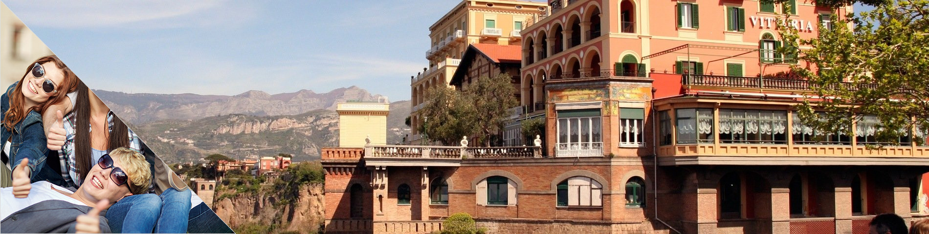 Sorrento - School Trips / Groups