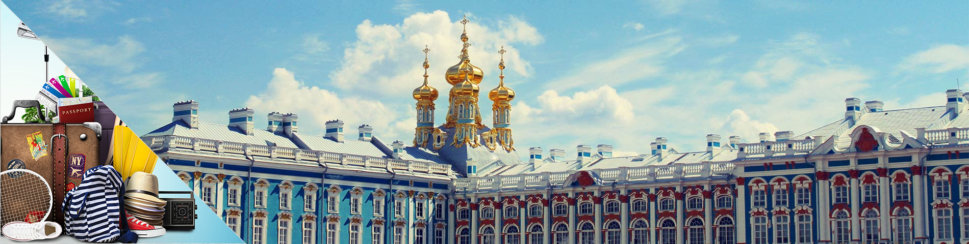St. Petersburg - Russian for Tourism