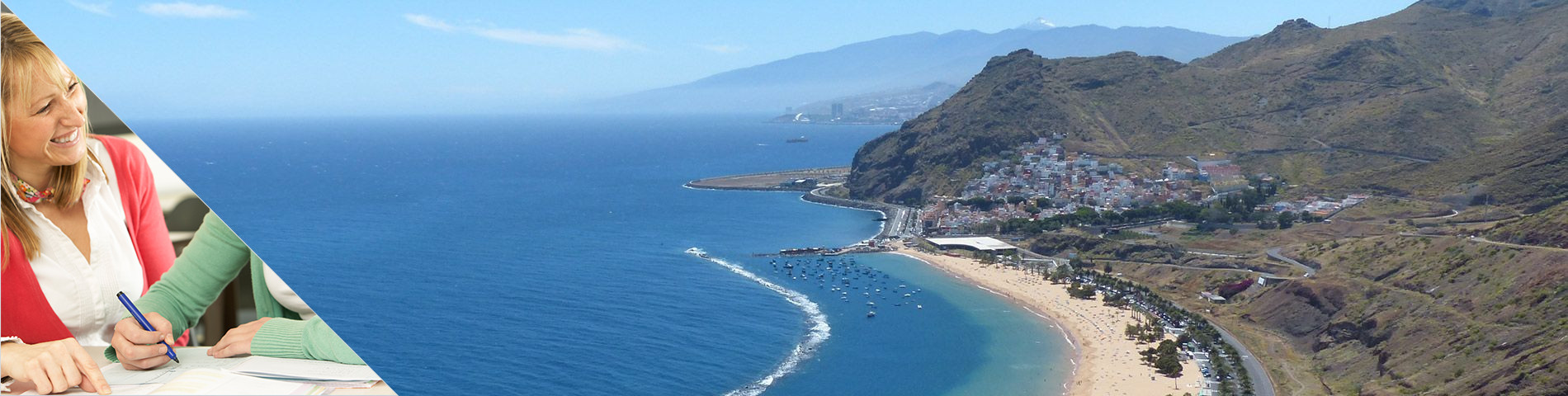 Tenerife - Study & Live in your Teacher\'s Home