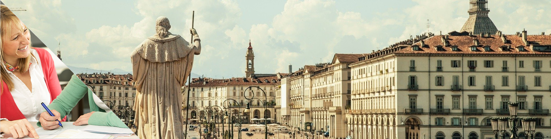 Turin - Learn a Language & Live with Teacher