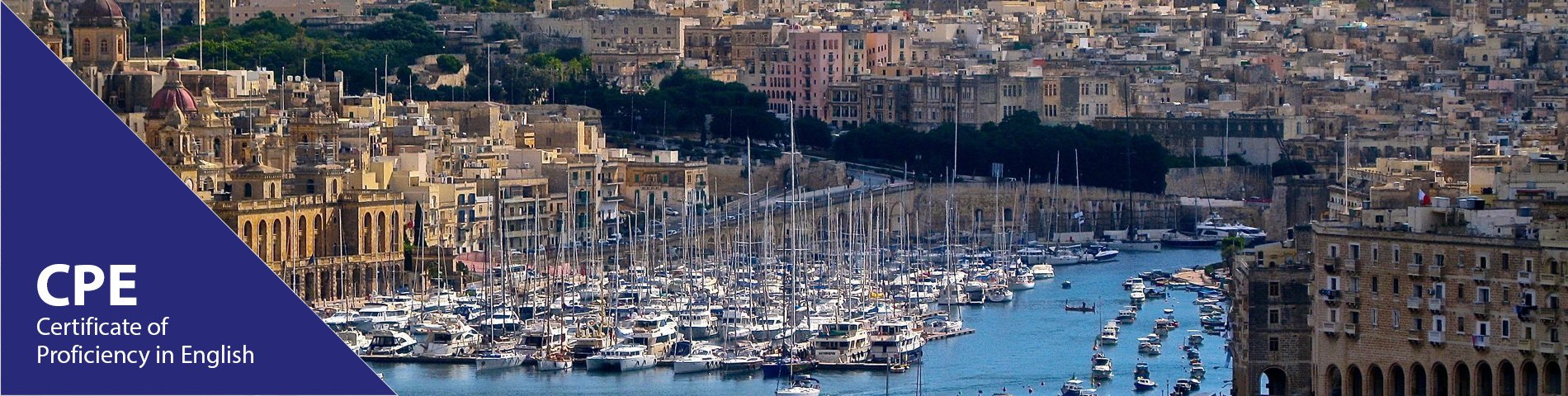 Valletta - Cambridge Proficiency Sertifikat