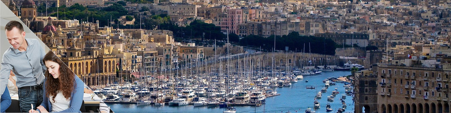 Valletta - Combi: Groupe + particuliers