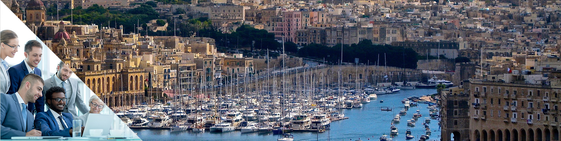 Valletta - Business en Groupe
