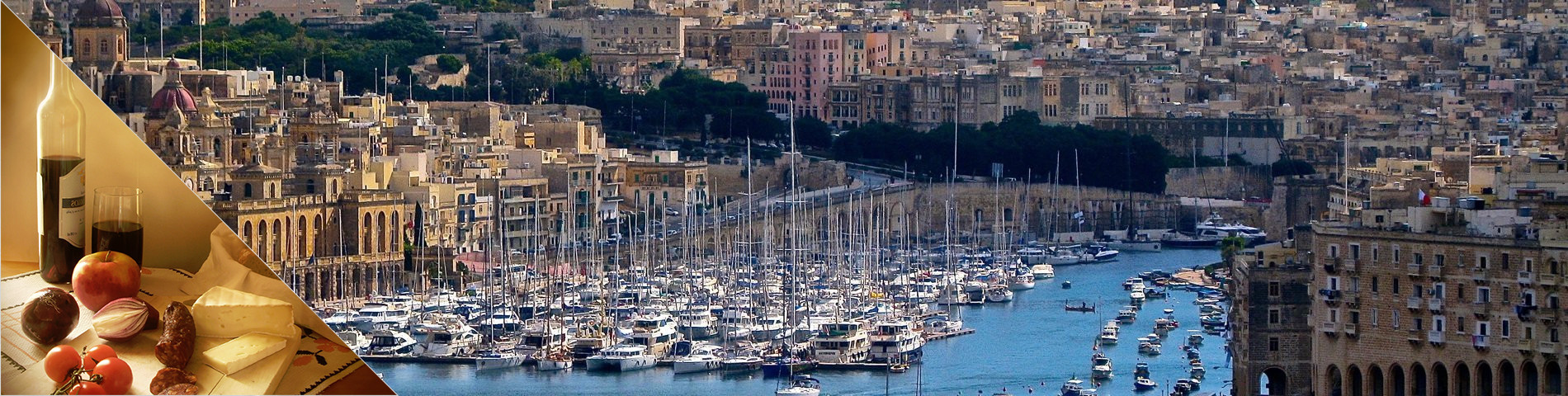 Valletta - English & Culture