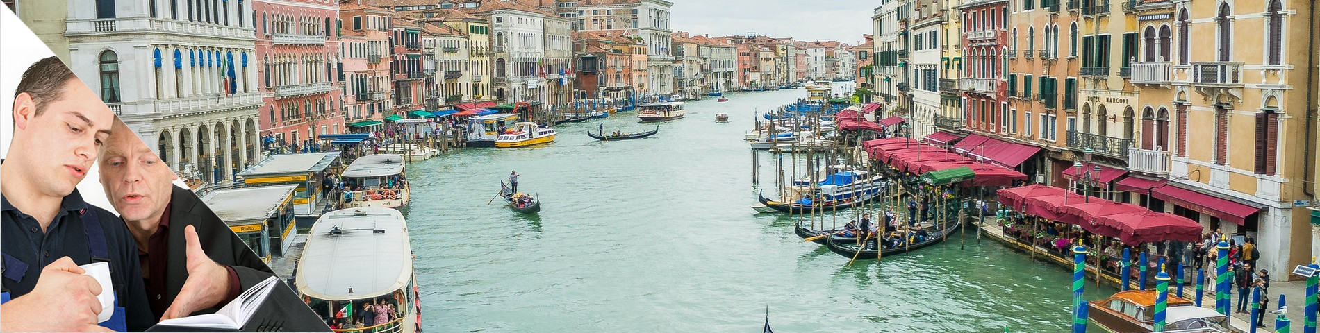 Venise - One-to-one