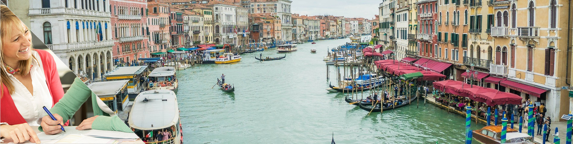 Venice - Learn a Language & Live with Teacher