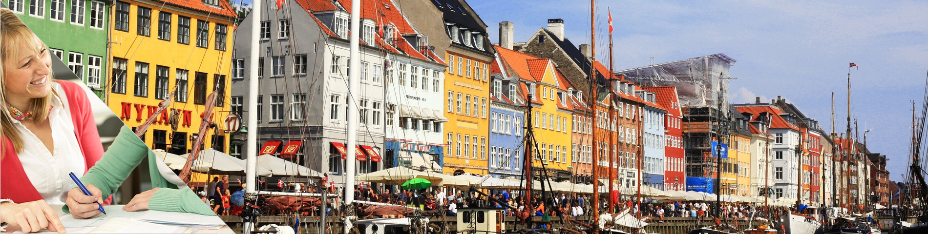 Denmark - Learn a Language & Live with Teacher