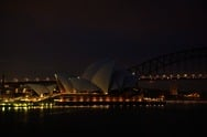Most Sydney Habour Bridge a Opera
