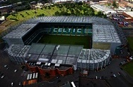 Football in Celtic Park