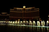 The Bellagio hotel