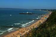 Bournemouth Pier & Beach