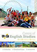 Centre of English Studies (CES) Folleto (PDF)