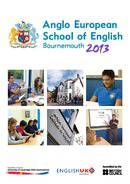 Anglo European School of English カタログ (PDF)