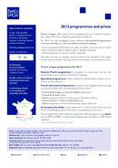 <span class='unselectable'>France Langue - BLS Biarritz Brochure (PDF)</span>