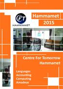 Centre For Tomorrow Hammamet Folleto (PDF)