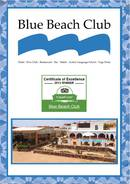 Blue Beach Club School Of Arabic Language עלון (PDF)