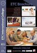 ETC International College Folleto (PDF)