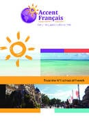 Accent Francais Folleto (PDF)